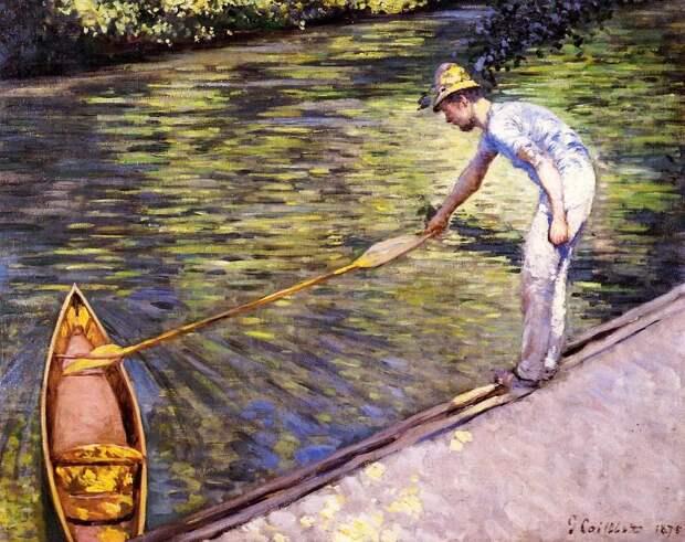 Caillebotte,impressionism