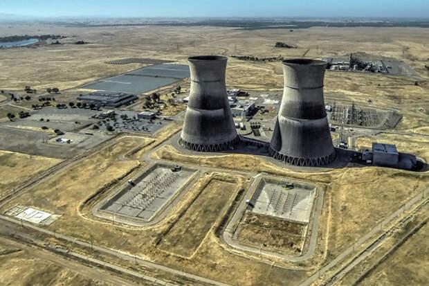АЭС США