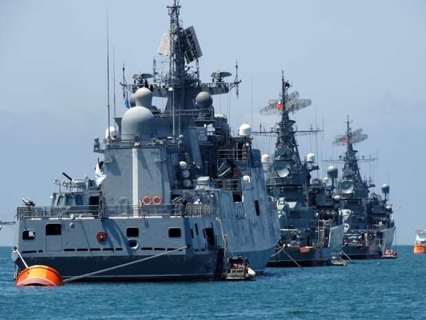 Почему враги России напрасно надеются на повторное затопление Черноморского флота