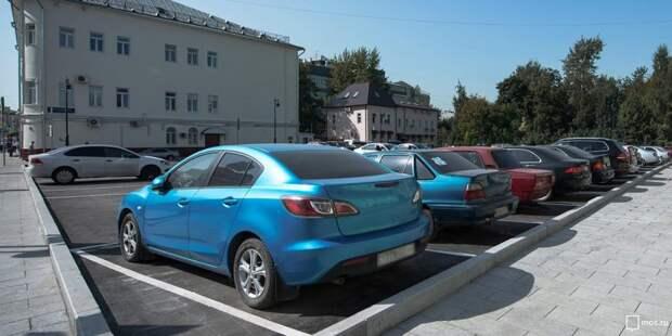 В Беговом нашли выход из ситуации с парковками во дворах