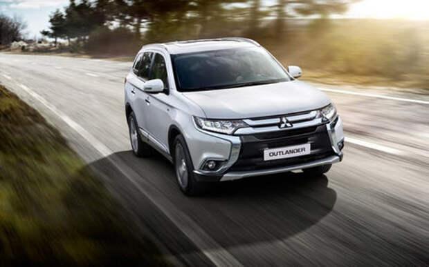 Mitsubishi отзывает в России почти 145 тысяч автомобилей