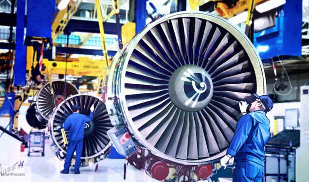 Авиаэксперт рассказал, какие самолеты могут получить новый водородный двигатель от Ростеха