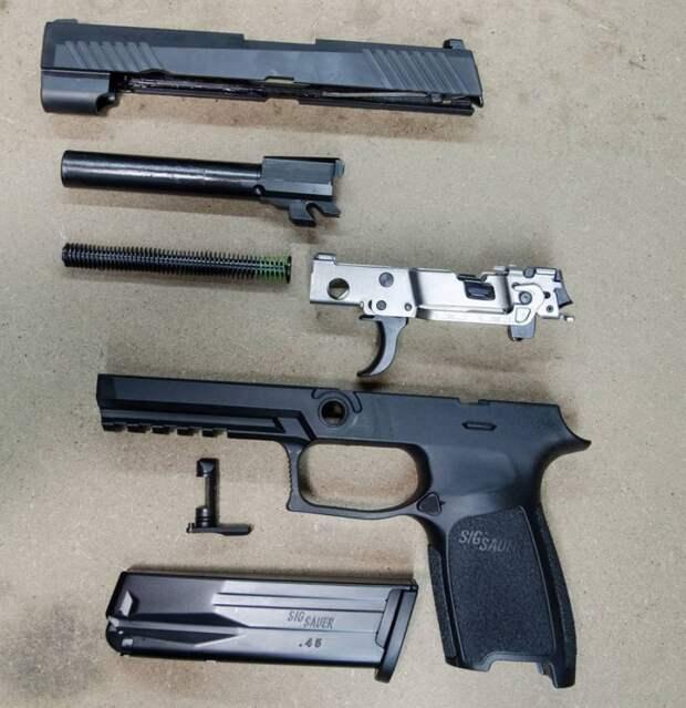 Влияние 3D и 5D-печати на модульное стрелковое оружие