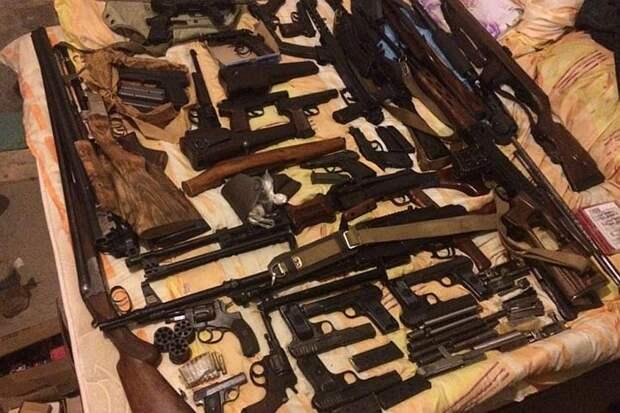 ФСБ ликвидировала в России 27 подпольных оружейных мастерских