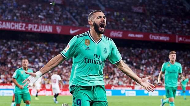 «Реал» немного отмазался запарижский провал. Важная победа на«Рамон Санчес Писхуан»