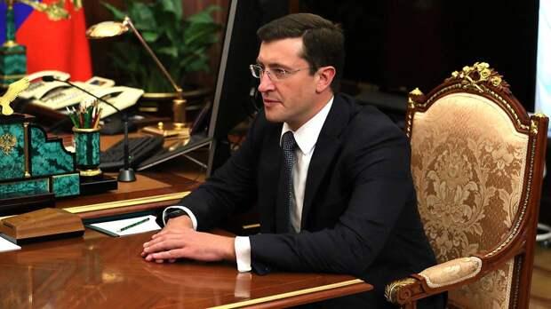 Глава Нижегородской области Никитин ввел в регионе нерабочие дни с 25 октября по 7 ноября