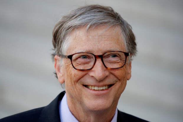 Против Билла Гейтса развернута масштабная кампания в Интернете