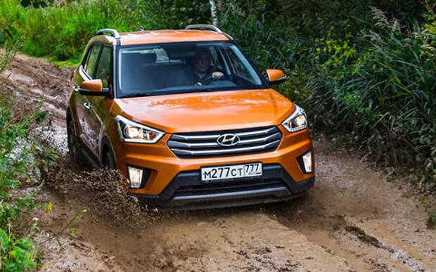 В России отзывают 28,7 тыс. кроссоверов Hyundai Creta