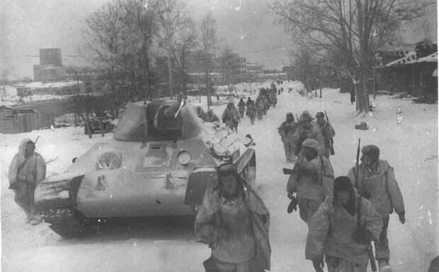 Совсем из ума выжили. Австралийский историк: отступление немцев под Москвой - это победа вермахта