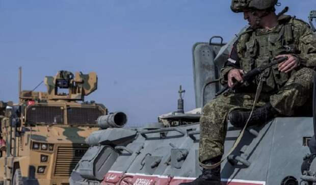 """В Минобороны прокомментировали """"перехват"""" военными США российской колонны в Сирии"""