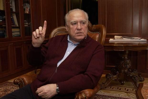 10 лет назад, 3 ноября 2010-го, ушёл из жизни экс-премьер и бывший посол России на Украине, политик-златоуст...