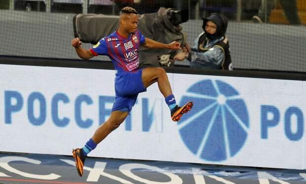 Эджуке: «РПЛ — очень боевая лига, требующая от футболистов максимальных усилий»