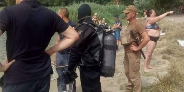 «Утопленница» из Киева два часа наблюдала, как ее ищут спасатели