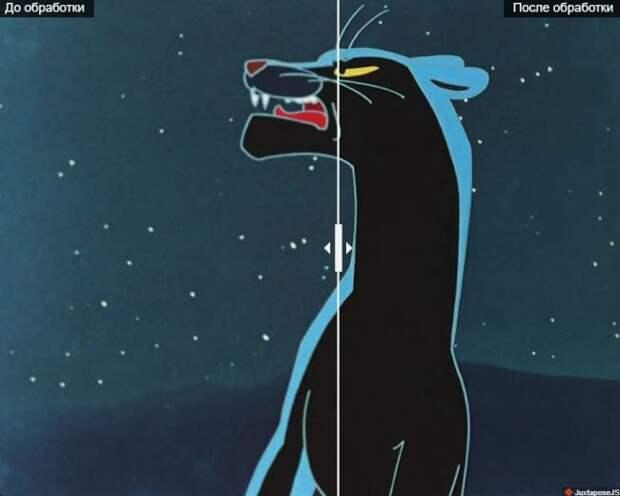 Нейросеть «Яндекса» улучшила качество советских мультфильмов