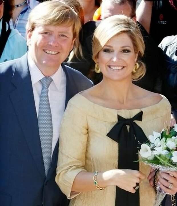 Самая улыбчивая Королева в мире — Максима (Нидерланды). Стиль и лучшие образы