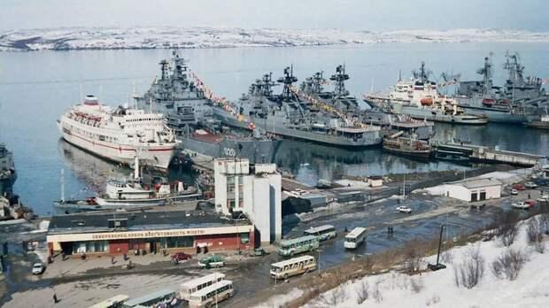 Арктика: ледяной привет для русофобов
