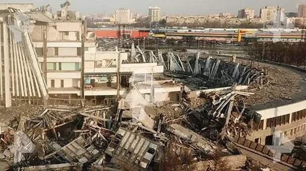 Кто виноват в гибели рабочего во время разрушения СКК