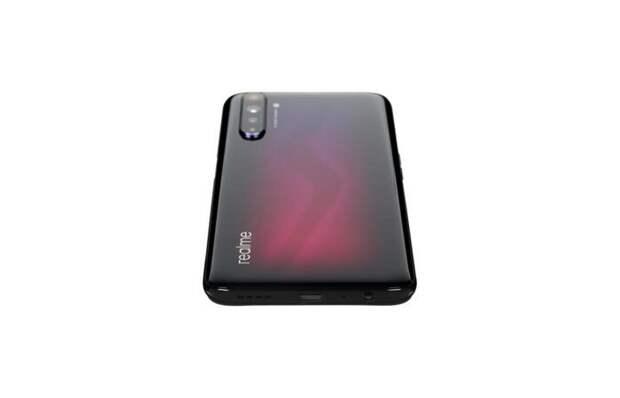 Realme выпустит смартфон GT Neo с изогнутым по краям экраном
