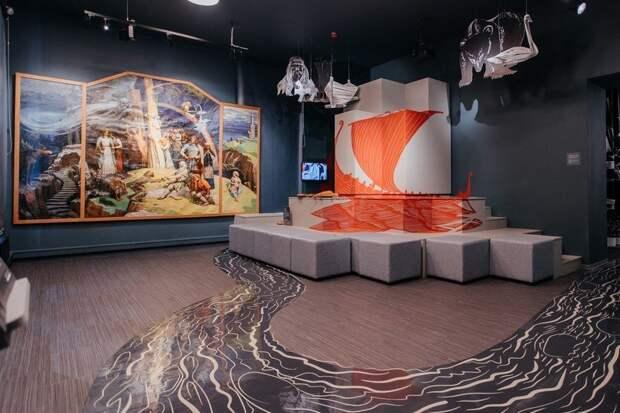 Выставка «Вселенная «Калевала» победила на всероссийском конкурсе
