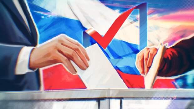 Крымчане начали голосовать за кандидатов на выборах в Госдуму