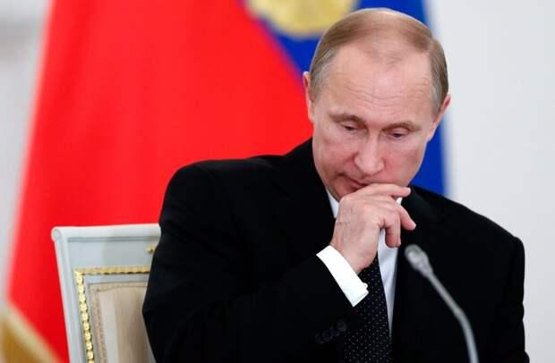 От Путина ждут неординарных действий в ситуации с Украиной