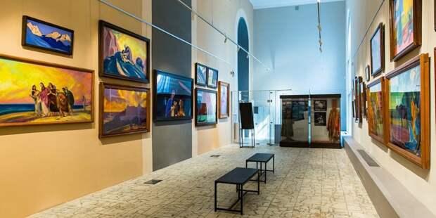 Музей русского импрессионизма возобновляет работу после ремонта