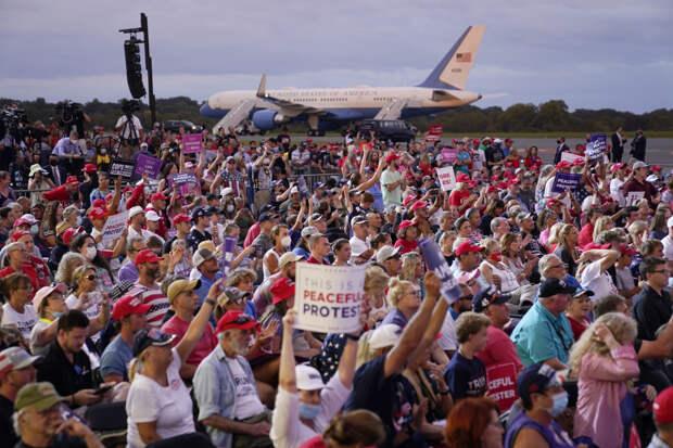 Выборы в США близко: «снежинки» против «безнадёжных»