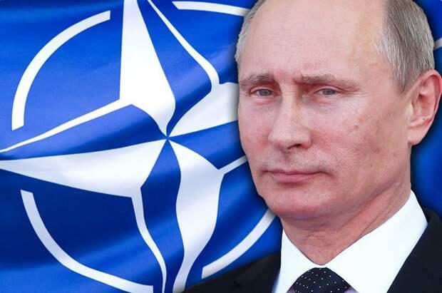 """НАТО: """"Путин - это Сталин, Россия виновата во всех бедах мира!"""""""
