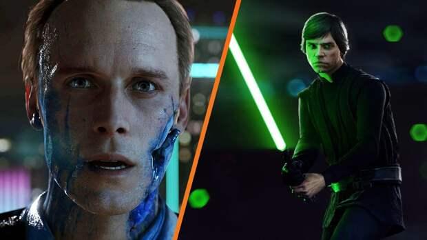 Игровая индустрия - Слух: Авторы Heavy Rain будут разрабатывать игру по Star Wars