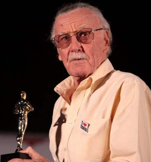 Почти слепой 95-летний создатель комиксов Marvel снимет кино про космический отель
