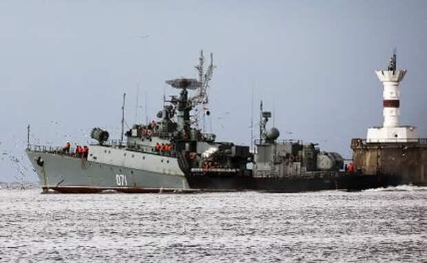 «Немецкие фрегаты у Крыма — лишь вопрос времени»