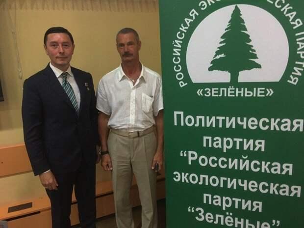Горелов еще не решил помогать «Зеленым» на довыборах в закс Севастополя