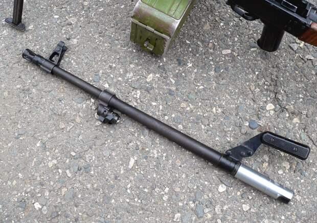 Печенег пулемет – единый российский пулемет 6П41 на базе ПКМ 6100 б/п