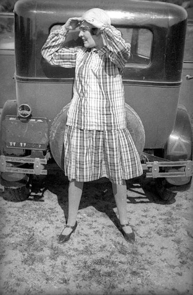 Как выглядели русские женщины 1920-х годов (ФОТО)