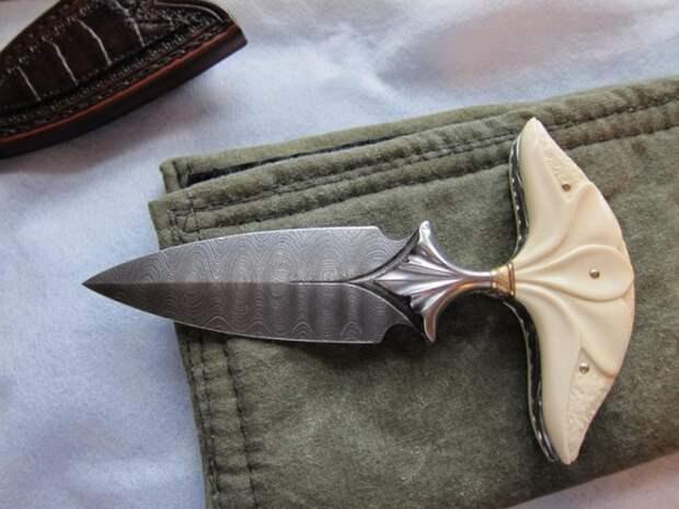 Тычковый нож: знаменитое оружие Дикого Запада