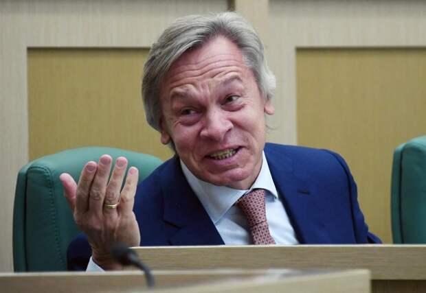 """Пушков назвал """"странным"""" возврат коронавируса в Китай"""
