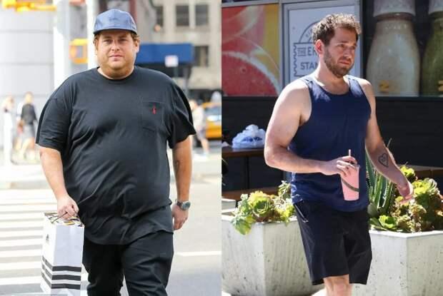 Сейчас актер очень похудел, но ничего не мешает ему набрать вес снова.