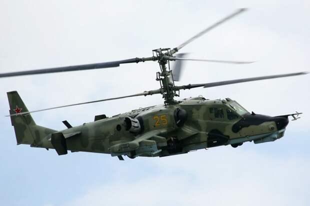 17 лет назад на вооружение были приняты вертолеты Ка-50 — «Черные акулы»