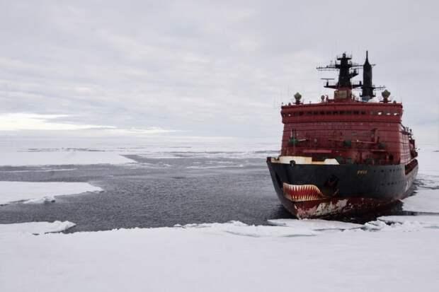 Россия взяла под контроль дорогу в Арктику
