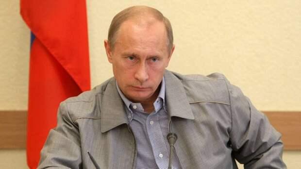 Bloomberg: Путину не нужны друзья, когда его поддерживают 85% россиян