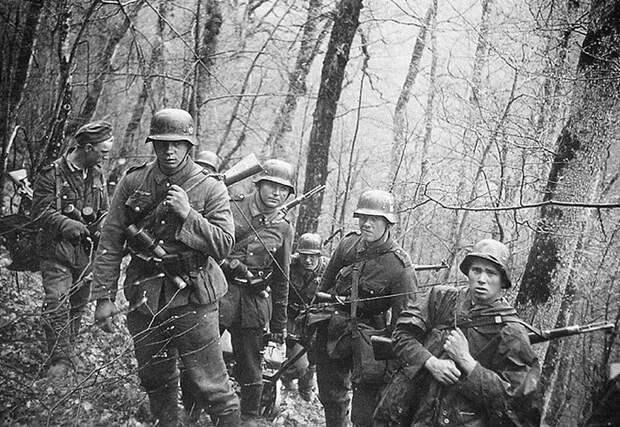 Кто продолжал воевать против Красной Армии после 9 мая в 1945 году