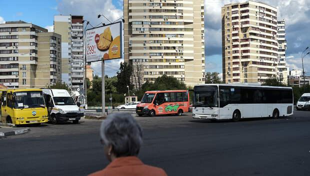 Общественный транспорт Мытищ вернется к привычному расписанию с понедельника