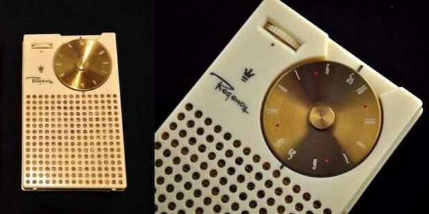 Фотоаппарат Polaroid. Regency TR-1