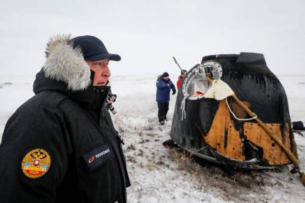 США запрещают российские ракеты и лишают «Роскосмос» денег
