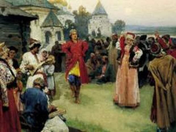 Эти русские всегда были какими-то странными