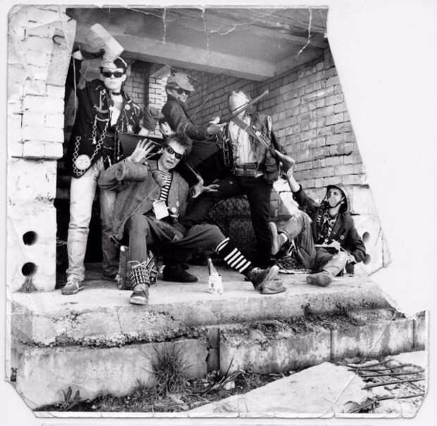 70 искренних фотографий эстонской панк-культуры 1980-х годов 44