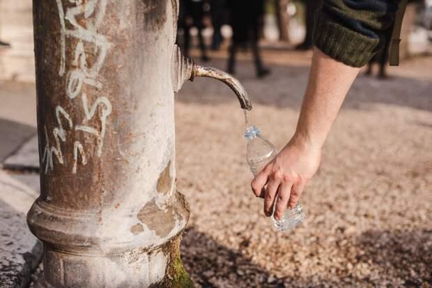 Завтра утром в части Симферополя отключат воду
