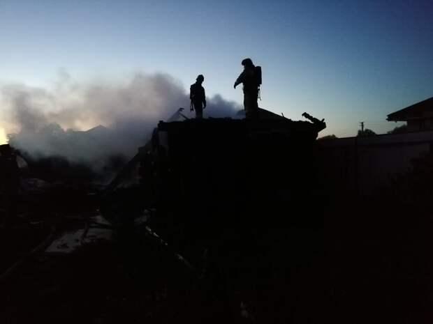 89 человек погибли в пожарах в Удмуртии с начала года