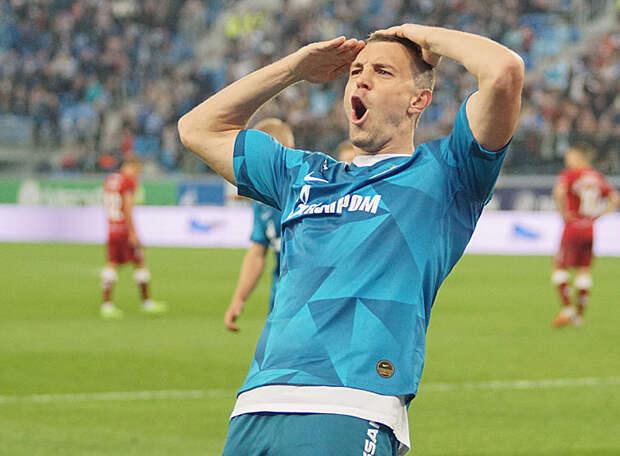 «Зенит» заинтересован в продлении контракта с Дзюбой, Хвича остался в «Рубине», а Миранчук еще может перейти в ЦСКА, - трансферная сводка на 1 сентября