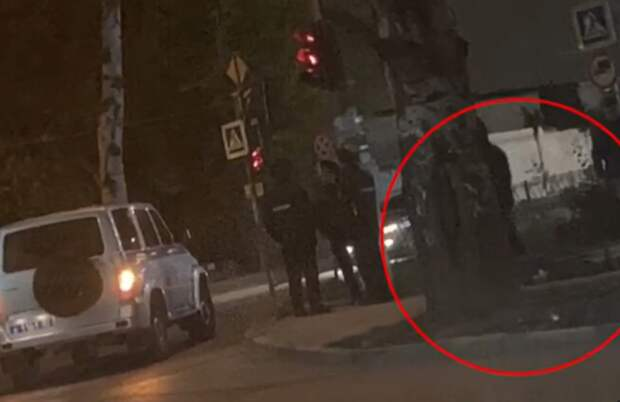 Возле одного из торговых центров Симферополя умер человек